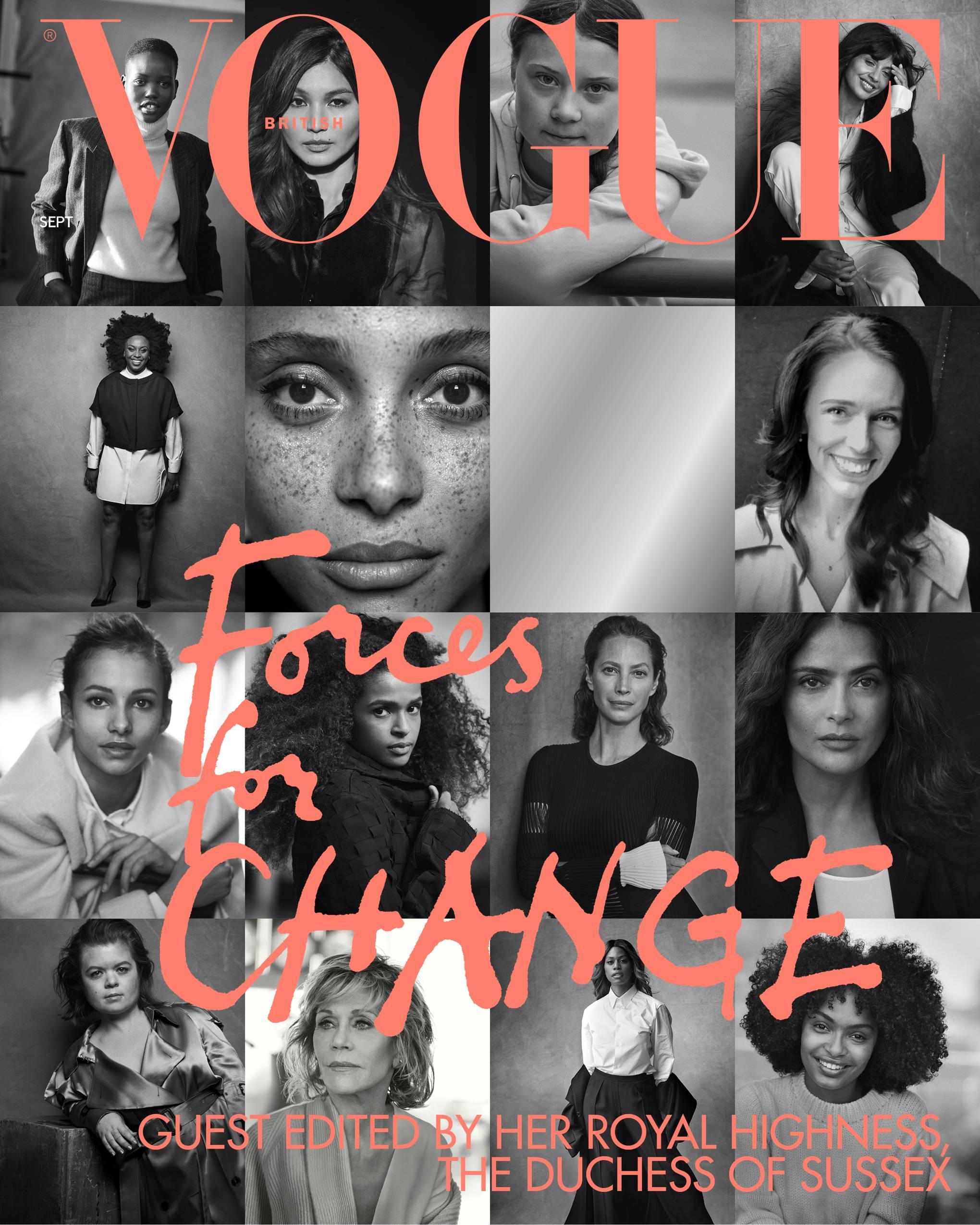 Мишел Обама, британският Vogue и куп вдъхновяващи жени през септември